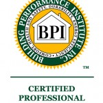 Member and Certified Firm of the Building Performance Institute (BPI).