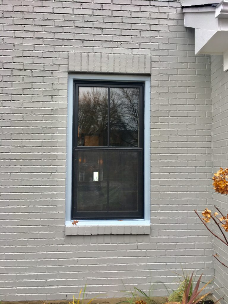 Marvin Integrity Double Hung Windows